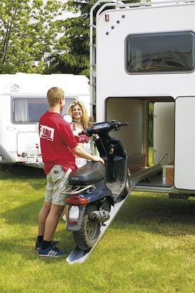 Nosilec za skuter/motorno kolo Carry Moto za notranje shranjevanje