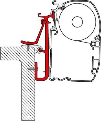 Adapter Caravn, komplet (3 kosi)