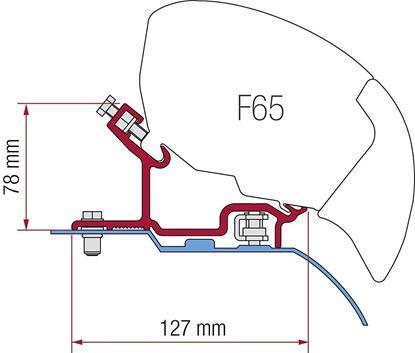 Adapter komplet za Ducato H3 / Jumper H3 / Boxer H