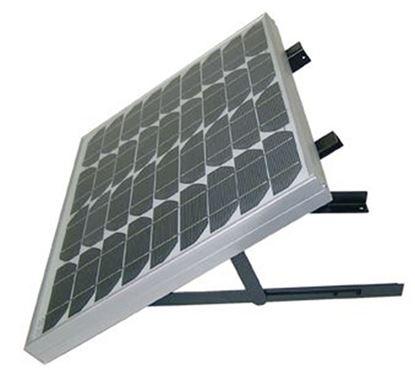 Nosilec solarnih modulov Mono Axial One