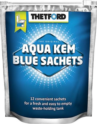 Aqua Kem Blue Sachets vrečke za ponovno polnjenje (12 kosov)