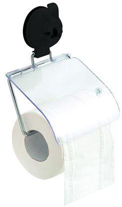 Držalo za toaletni papir s priseskom
