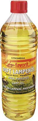 Dišeče olje za svetilke citronela na osnovi repičnega olja 1 l