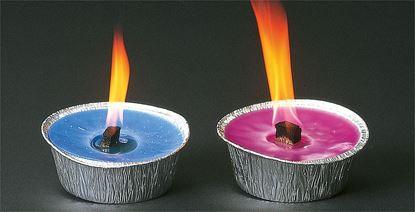 Alu sveče s sredstvom za odganjanje komarjev 2kos v pakiranju