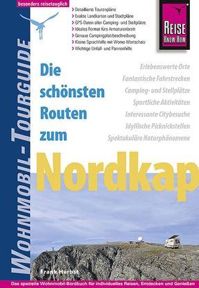Knjiga Tourguide Nordkap