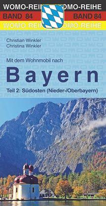 Potovalni priročnik Bavarska Jugovzhod