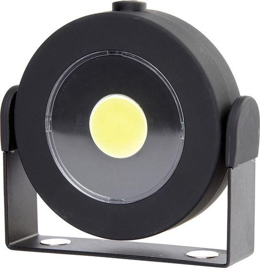 Delovna svetilka COB LED mini okrogla