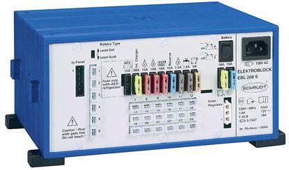 Elektro blok EBL in prikazovalni panel LT 453