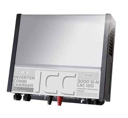 Razsmernik polnilec kombiniran 3000 Si-N vklj. z Remote Control