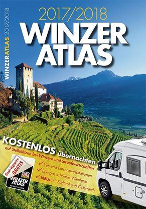 Vinogradniški atlas 2017 / 2018