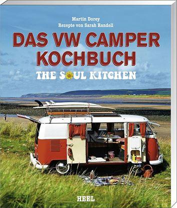 VW Camper kuharska knjiga