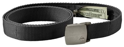 Pas za denar Eagle Creek All Terrain Money Belt, črn