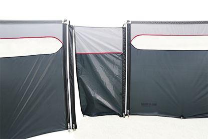 Vrata za zaščito proti vetru Pro 200D, antracit