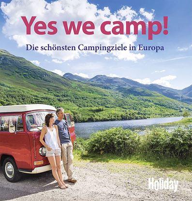 Potovalni priročnik Yes we camp!