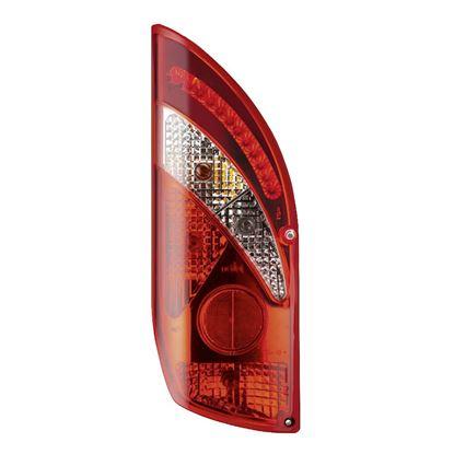 Smerokaz, zavorna luč, zadnja meglenka in luč za vzvratno vožnjo L 3100 avtodom