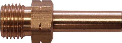Vezna prehodna spojka G 1/4 LH-KN x RST 8 mm