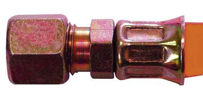 Cev za napeljavo plina, srednjetlačna PB 10, odporna na mraz do -30°C