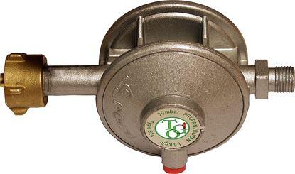 Plinski regulator z varnostnim ventilom (1,5 kg/h 30 mbar)