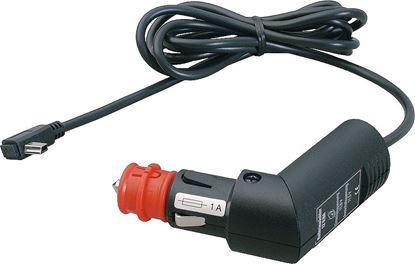 Kabel za polnjenje v vozilu z mini USB priključkom 12 - 24 V dolžina kabla 1,8 m