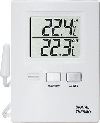 Digitalni termometer za zunaj/znotraj