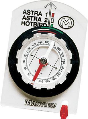 Satelitski kompas za vse satelite