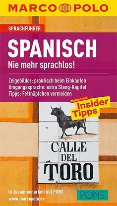 Jezikovni turistični vodnik španščina