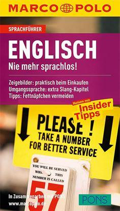 Jezikovni turistični vodnik angleščina