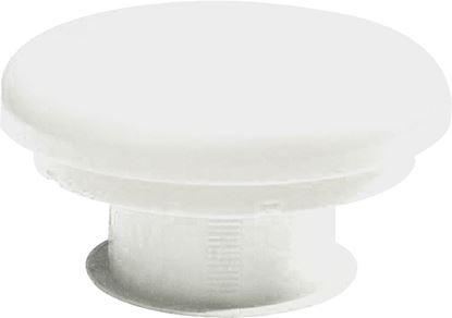 Gobast strešni zračnik 3-delni, bel
