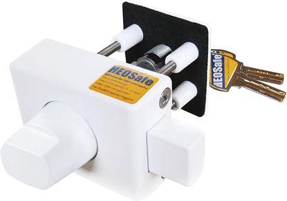 Dodatna ključavnica HEOSafe za Fiat Ducato 250/290 Carado/Sunlight