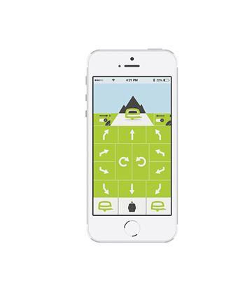 Aplikacija za usmerjanje Easydriver