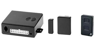 Radijski alarmni sistem WiPro III s funkcijo safe.lock