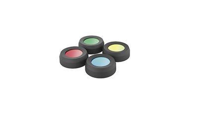 Set barvnih filtrov 36 mm za čelno svetilko MH10