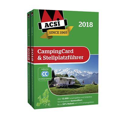 CampingCard & vodnik po postajališčih 2018