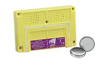 Ultrazvočna naprava tip 4B baterije