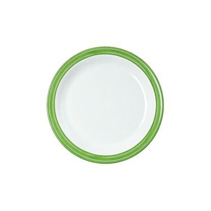 Desertni krožnik Bistro zelen
