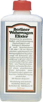 Čistilo Berliner Wohnwagen-Elixier 0,5 l