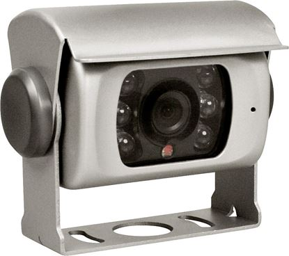 Barvna kamera Caravan Safety CS100LA z napeljavo za kamero in činč-adapterjem