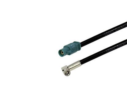 Adapter kabel FAKRA(f)Z-SMB(f)W