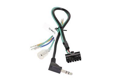 Priključni kabel za radio RTA univerzalni,  za volan in CANbus Interfaces