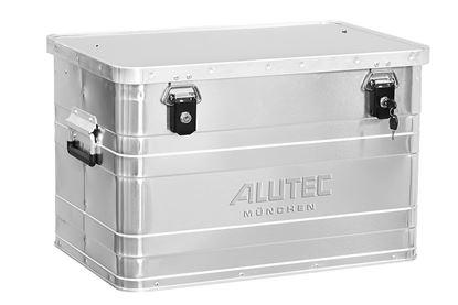 Aluminijast zaboj B70, 70 l