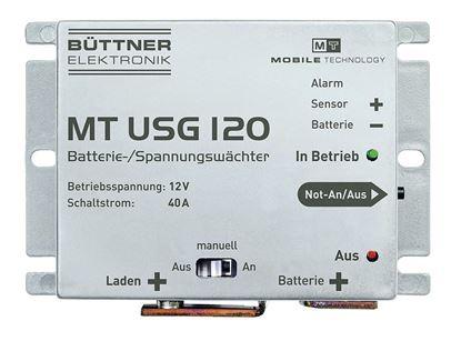 Naprava za nadzor akumulatorja MT-120-IQ