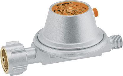Regulator za plin 0,8 kg/h 50 mbar PS 16 bar KLF x G 1/4 LH-KN-90° PRV