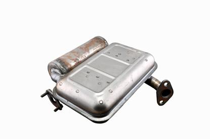 Dušilec zvoka za generator T 2500 H