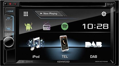 Moniceiver DDX4017DAB CD / DVD / USB / BT / DAB+ 2DIN