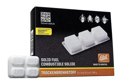 Vžigalne kocke/tablete 12 kosov