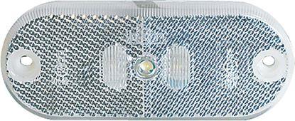 LED omejevalna luč z odsevnikom