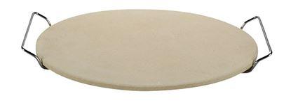 Kamen za pečenje pic premer 42 cm
