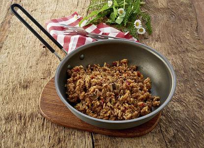Goveje meso Stroganoff z rižem