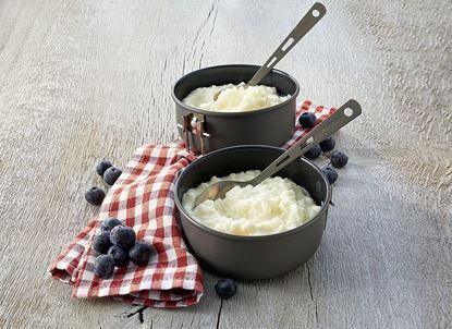 Mlečni riž vanilija