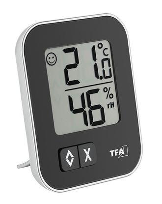 Digitalni termo-higrometer Moxx